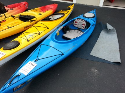 My new kayak.