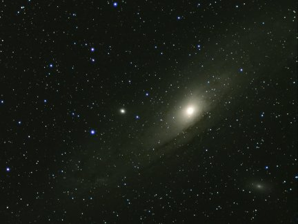 The Great Andromeda Galaxy.