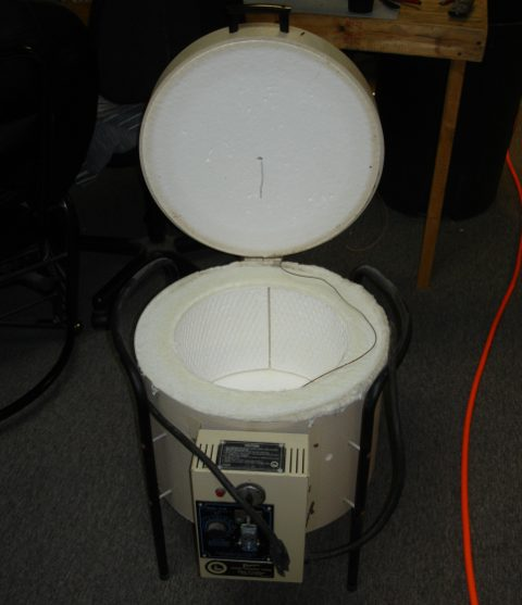 How I Make Telescope Mirror Blanks