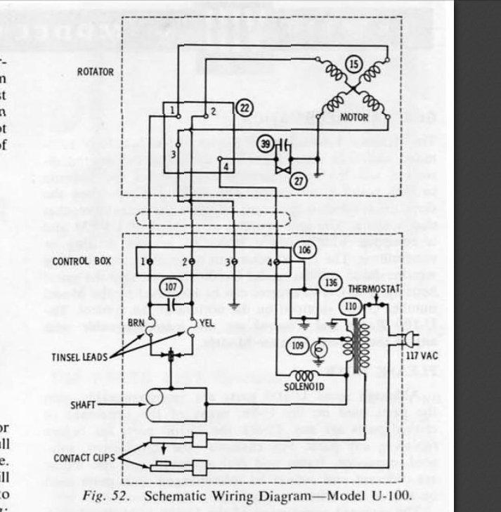 solar system model mechanical schematic