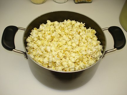 How to make Perfect Popcorn